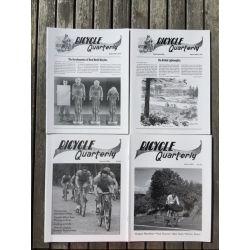 Bicycle Quarterly 4-Pack / Les cadreurs classiques 2