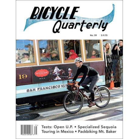 Bicycle Quarterly printemps 2017