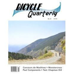 Bicycle Quarterly Automne 2017