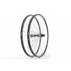 Roues complètes Tune Schwarzbrenner 20 Skyline carbon Disc 700c