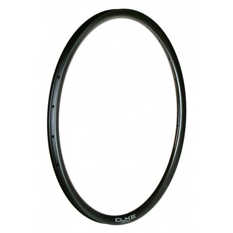 Roues complètes Duke/2-11Cycles World Runner carbon Disc 700c