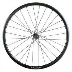 Roues complètes Duke/2-11Cycles World Runner carbon Disc 650b