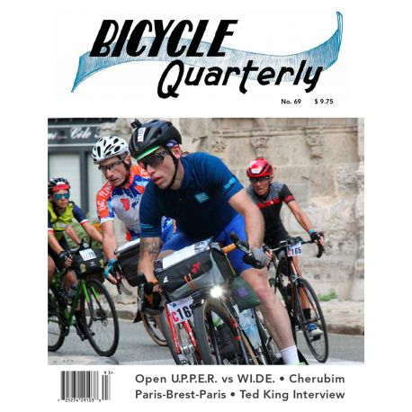 Bicycle Quarterly Automne 2019