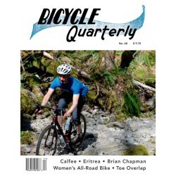 Bicycle Quarterly été 2019