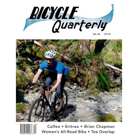 Bicycle Quarterly été 2019