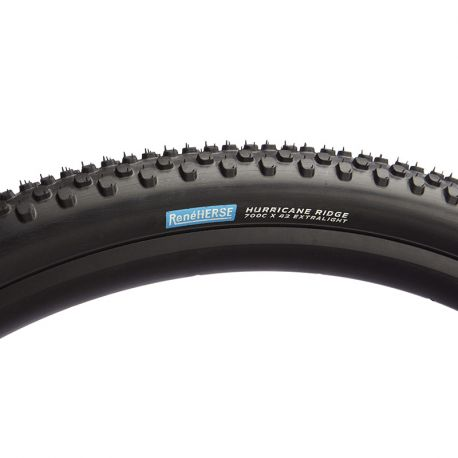"Pneu Hurricane Ridge 700x42C cyclocross Standard flancs ""tan"""