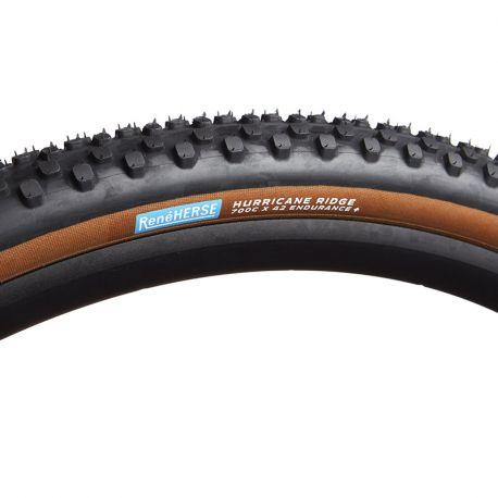 Pneu Hurricane Ridge 700x42C cyclocross Endurance