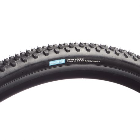 "Pneu Steilacoom 700x38c cyclocross standard flancs ""tan"""