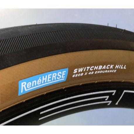 Pneu Switchback Hill 650x48b cyclocross Endurance