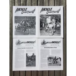 Bicycle Quarterly 4-Pack / Tandems