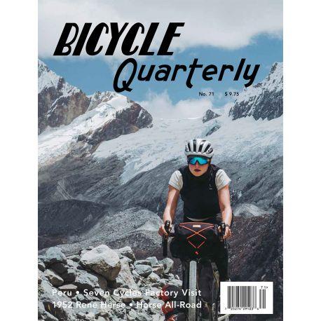 Bicycle Quarterly Printemps 2020