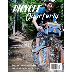 Bicycle Quarterly Automne 2020
