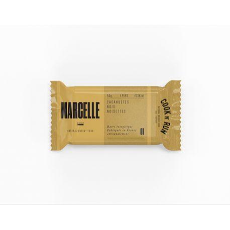 Barre énergétique - COOK'N'RUN - Marcelle