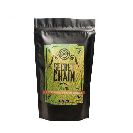 SILCA SECRET CHAIN BLEND - CIRE CHAUDE