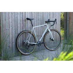 Vélo complet 211Cycles MR4 Taille ML - Blanc Nacré/Or