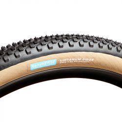 """Pneu Umtanum Ridge 650x55b cyclocross standard flancs """"tan"""""""