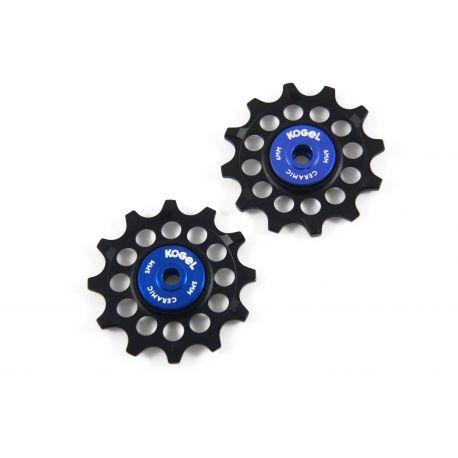 Poulies de dérailleur KOGEL SRAM x 1 et Shimano MTB