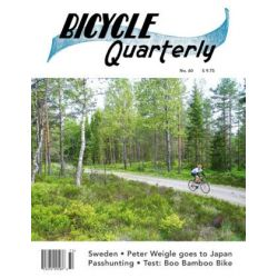 Bicycle Quarterly été 2017