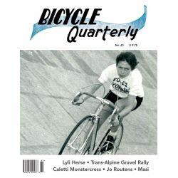 Bicycle Quarterly Printemps 2018