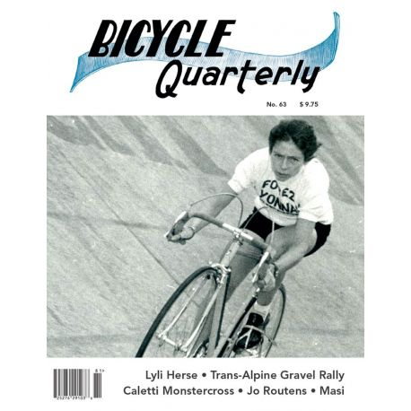 Bicycle Quarterly Printemps 2018