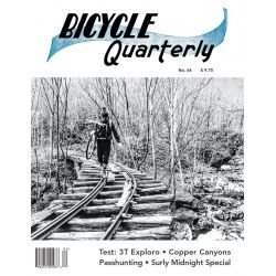 Bicycle Quarterly Eté 2018