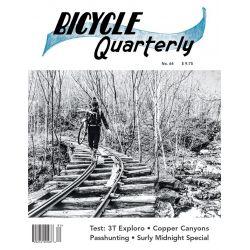 Bicycle Quarterly Eté 2018