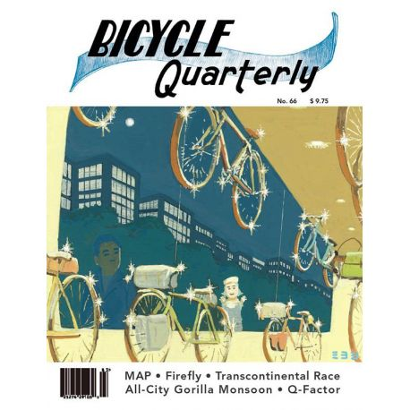 Bicycle Quarterly Hiver 2018
