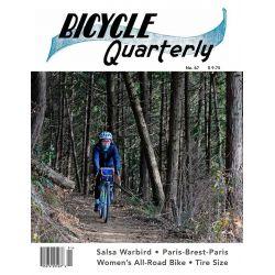 Bicycle Quarterly printemps 2019