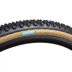 "Pneu Hurricane Ridge 700x42C cyclocross Standard flancs ""tan"""